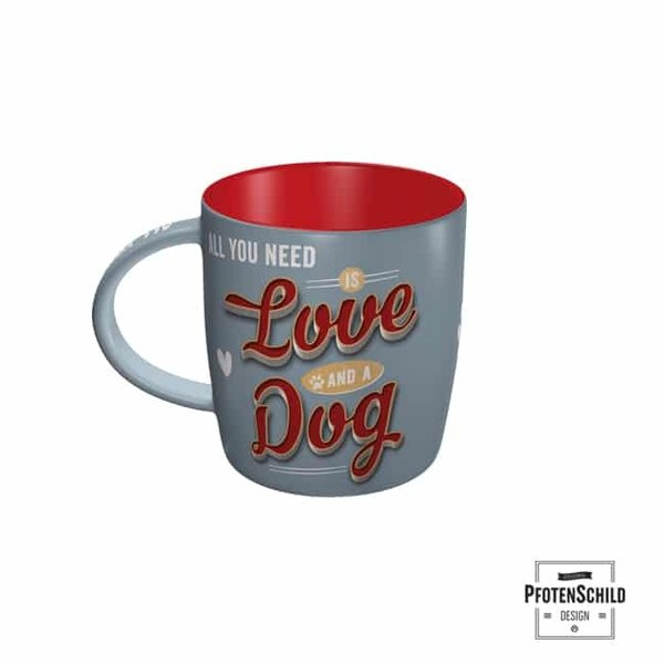 Tasse All you need is love…